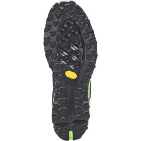 Dynafit Alpine Pro Shoes Herre black/dna green